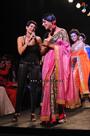 Mandira Bedi at Myntra Fashion Show 2014
