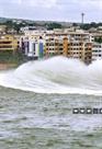 Hudhud Cyclone Effect on Vizag