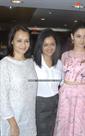Amala and Tamanna at Age Erase Book Launch