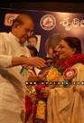 Silver Crown Award to Krishna and Vijaya Nirmala