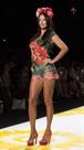 Adriana Lima Latest Fashion Show Walk