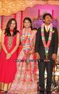 Raj Tv MD Daughter Marraige Reception