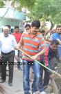 Boyapati Srinu Participate Swachh Bharat