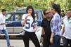 Celebrities at Memu Saitam Cricket Match