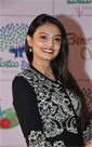 Nikitha Narayan Stills at Memu Saitam Dinner with Stars Red Carpet Event