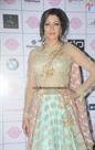 Aditi Govitrikar Walks the Ramp for Amy Billimoria