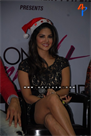 Sunny Leone at One Night Stand with Christmas