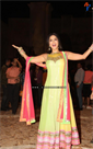 Sunny Leone at Film Leela Sets