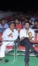 Nara Rohit at Eswar College Anniversary